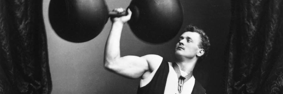 Eugen Sandow – O homem nu