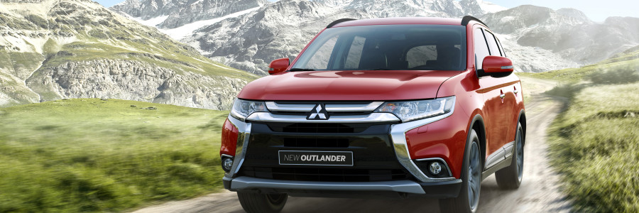 NEW OUTLANDER – Alto escalão