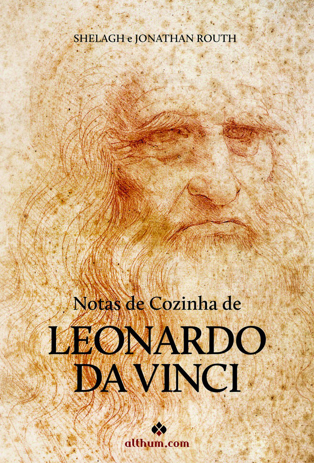 04_ Notas de Cozinha Leonardo da Vinci