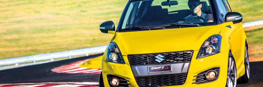 Suzuki Swift Sport – HOT TOY